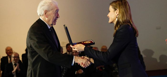 Leopoldo Zugaza Medallas de Oro al Mérito en las Bellas Artes