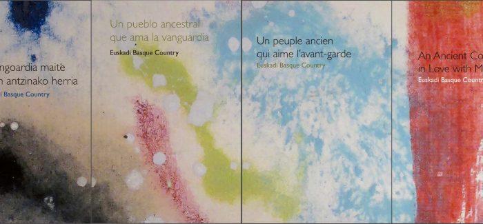 Kirmen Uribe explica Euskadi en «Un pueblo ancestral que ama la vanguardia»